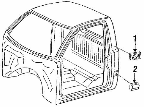 exterior trim cab for 1998 dodge ram 1500 lithia chrysler jeep 1998 Dodge Ram 2500 Lifted exterior trim cab for 1998 dodge ram 1500