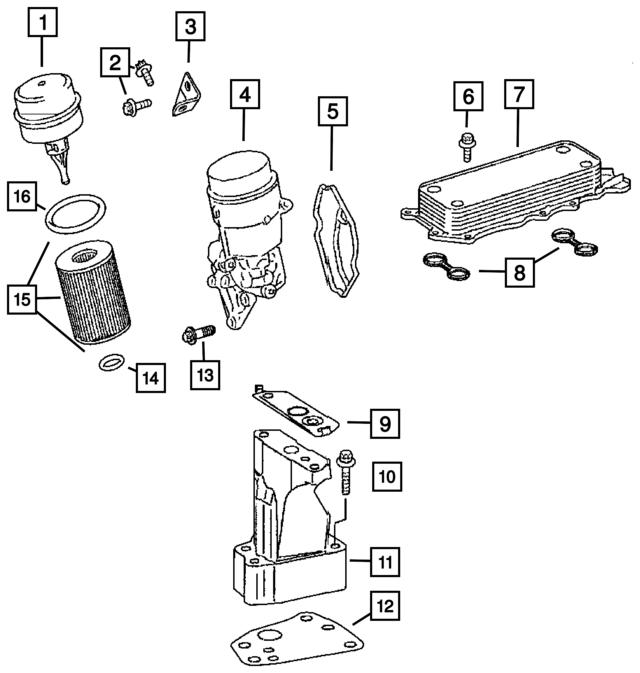 mopar filter housing 5175569ab
