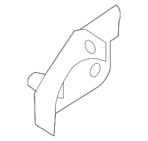 Alternator Bracket - Nissan (11710-ET80B)