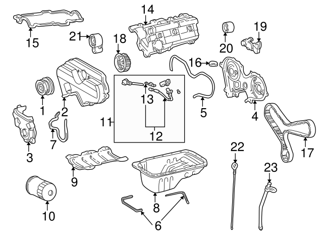 New Camshaft Position Sensor for 4 Runner Toyota Tacoma 4Runner T100 1930062010