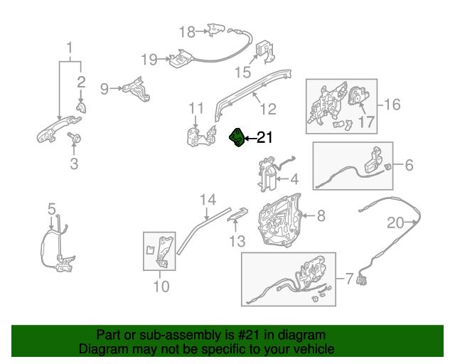 Striker - Mazda (C235-72-361C) | Quirk Parts