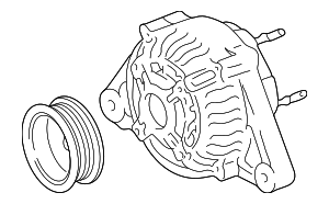 Alternator - Toyota (27060-22200-84)