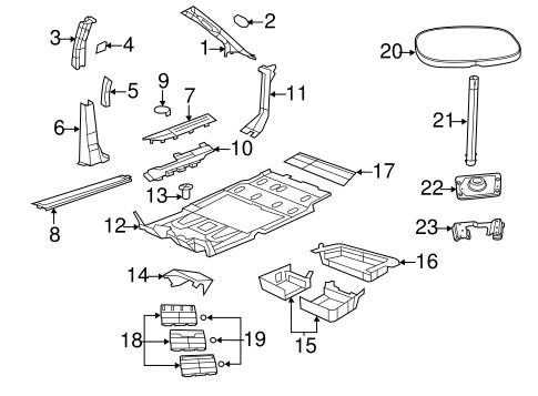 Scuff Plate Mopar 1pf44hl5ab Mopar Parts