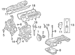Vibration Damper - Mercedes-Benz (112-030-00-00)