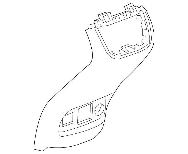 2016 2018 Chevrolet Malibu Rear Panel 84128439