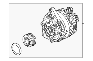 Alternator - Ford (BR3Z-10346-A)