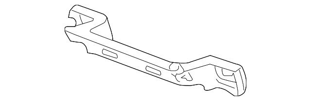 81777-S3V-A11ZC Seat Bracket Cover Honda Genuine