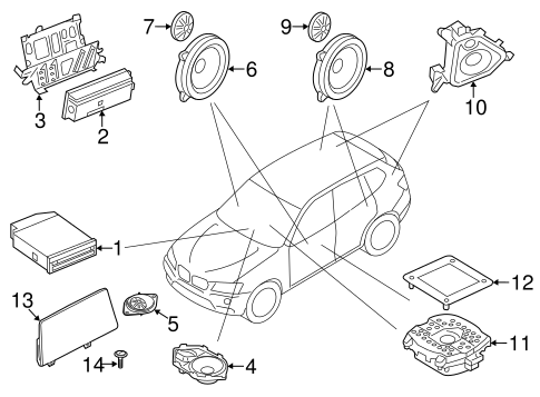 2003 Bmw 525i Engine Diagram