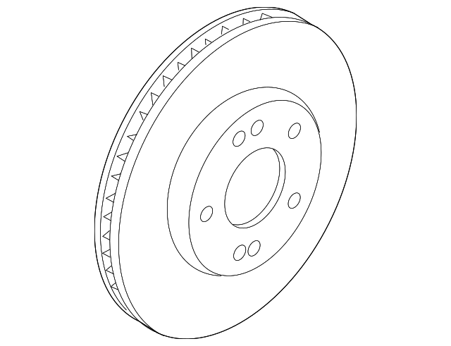 Details about  /NEW DISC-FRONT WHEEL BRAKE 51712A7000  for KIA SOUL 2016-2019