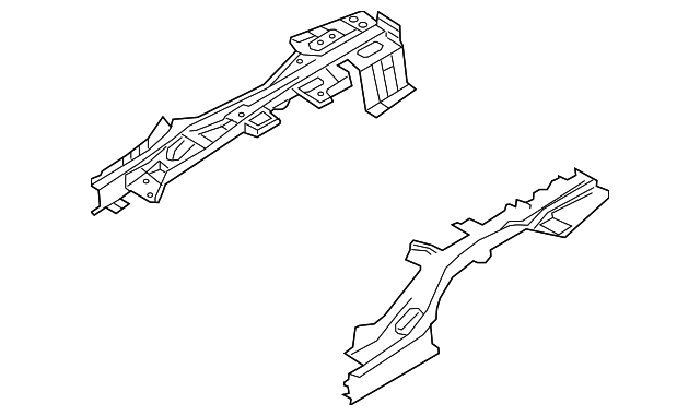 floor side rail