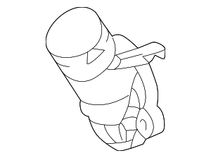 Thermostat Housing - Mercedes-Benz (112-203-02-75)
