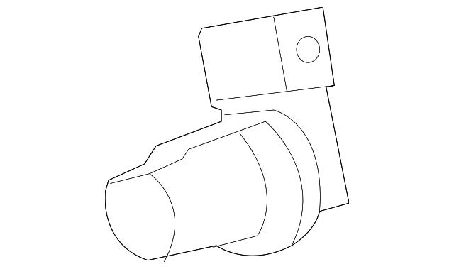 2004 2018 Kia Camshaft Position Sensor 39350 23910