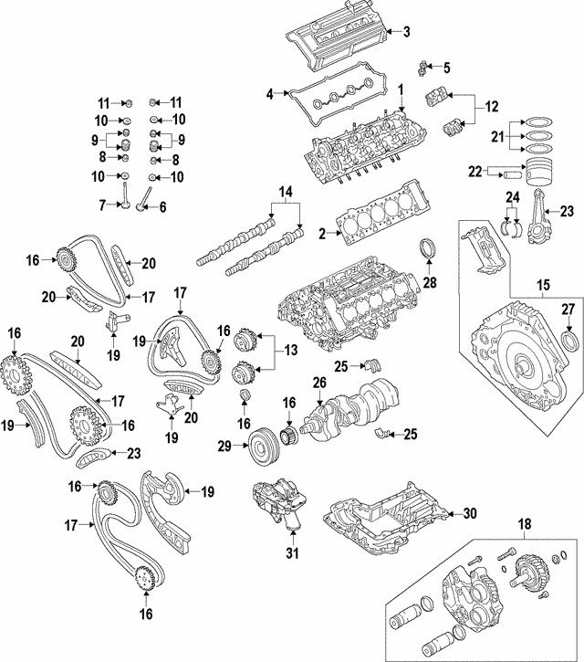2010 2015 Audi Rocker Arms 079 109 409 B