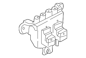 Ignition Coil - Mazda (BP4W-18-10XB-9U)