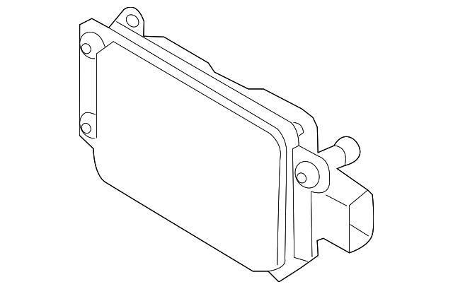 genuine ford sensor ba1z