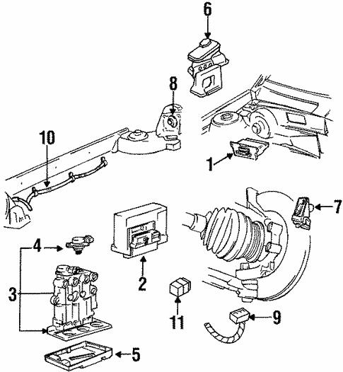 1996 pontiac grand am wiring diagram