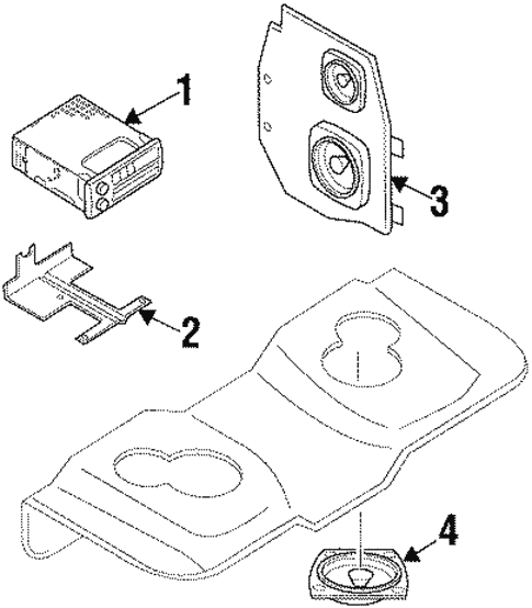 Sound System For 1999 Buick Lesabre
