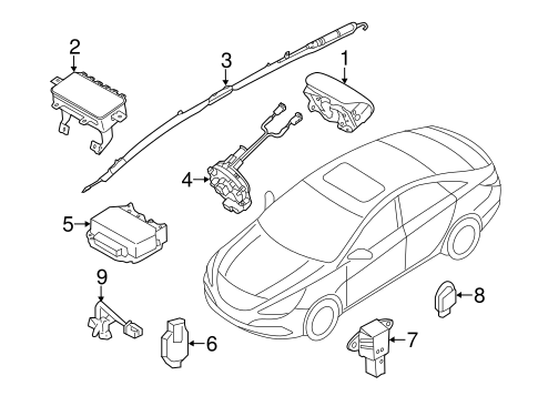 Code P0740 545rfe 1552898 furthermore Subaru Impreza Steering together with Wiring Harness For Kia Spectra furthermore Subaru Impreza Steering besides Radiator removal and installation 190. on a diagram of rear suspension on 2007 kia optima