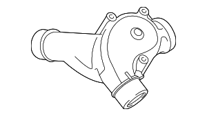 Thermostat Housing - BMW (11-53-7-831-103)