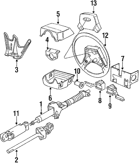 Switches For 1992 Jaguar Xj6