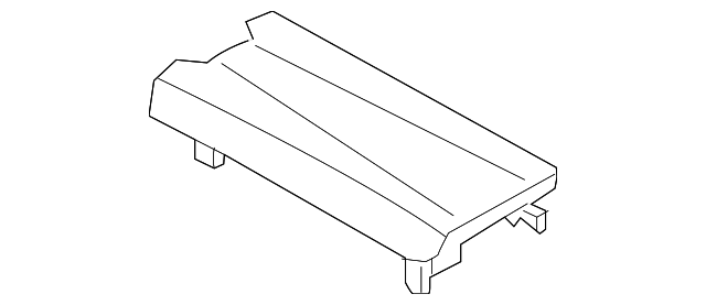 Genuine Ford Lid Assembly DS7Z-5406024-AB