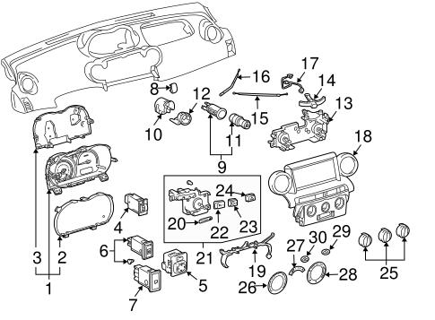 Traction Control For 2005 Scion Xa