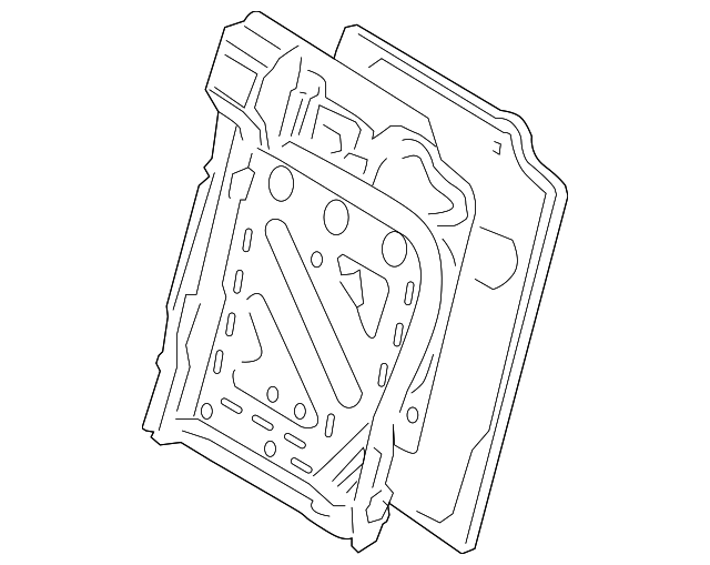 Jeep Commander Roof Rack Parts Diagrams