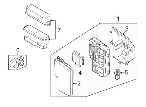 fuse relay for 2007 mazda cx 7. Black Bedroom Furniture Sets. Home Design Ideas