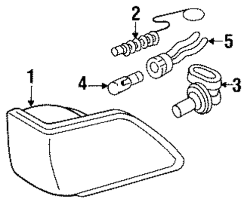 Marker Lamp Assembly