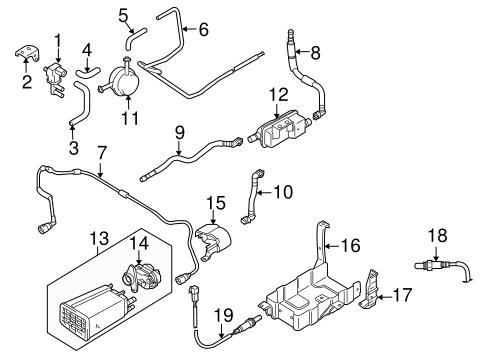 suzuki sx4 engine diagram emission components for 2008 suzuki sx4 suzuki car parts  emission components for 2008 suzuki sx4