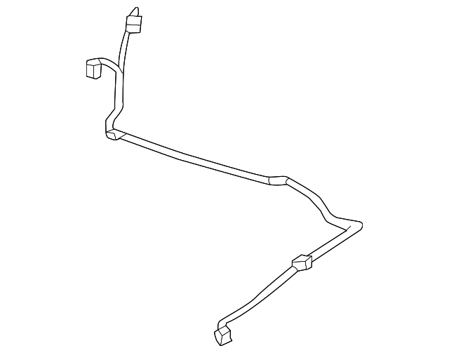 wire harness - gm (92252541)