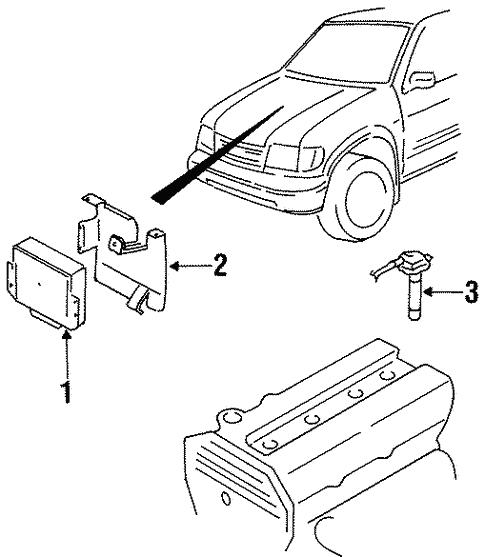 96 Kium Sportage Engine Diagram