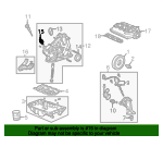 Switch Assembly, Oil Pressure