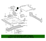 Slide Assembly Support Bracket