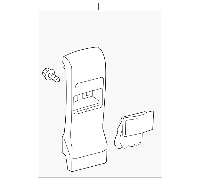 Rear Panel Assembly