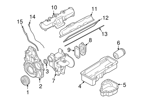 engine parts for 2004 chevrolet silverado 2500 hd gm. Black Bedroom Furniture Sets. Home Design Ideas
