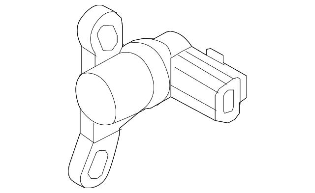 2006-2014, 2.0L//2.3L//2.5L MOTISEN L3G2-18-230 Camshaft Position Sensor Compatible with Mazda 3 5 6 CX-7 Tribute MX-5 Miata