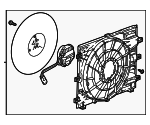 Engine Cooling Fan Assembly