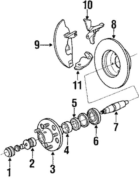 Fuel System Parts Xjs He