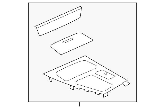 trim panel assembly