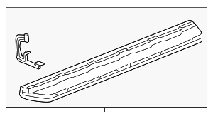 Running Board - GM (10394628)