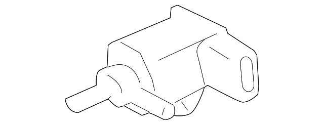 vacuum valve - toyota (90910-ac001)