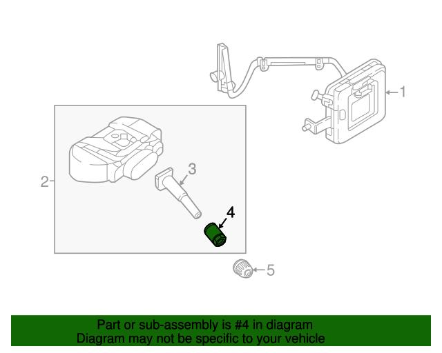 TPMS Sensor Cap - Kia (52937-D9100) | XportAuto on daihatsu rocky wiring diagram, chevrolet volt wiring diagram, volvo amazon wiring diagram, volkswagen golf wiring diagram, honda ascot wiring diagram, chevrolet hhr wiring diagram, kia automotive wiring diagrams, nissan 370z wiring diagram, chrysler aspen wiring diagram, chrysler 300m wiring diagram, saturn astra wiring diagram, kia rio shift solenoid, fiat uno wiring diagram, saturn aura wiring diagram, kia rio ignition switch, dodge challenger wiring diagram, suzuki x90 wiring diagram, suzuki sierra wiring diagram, kia rio water pump, geo storm wiring diagram,