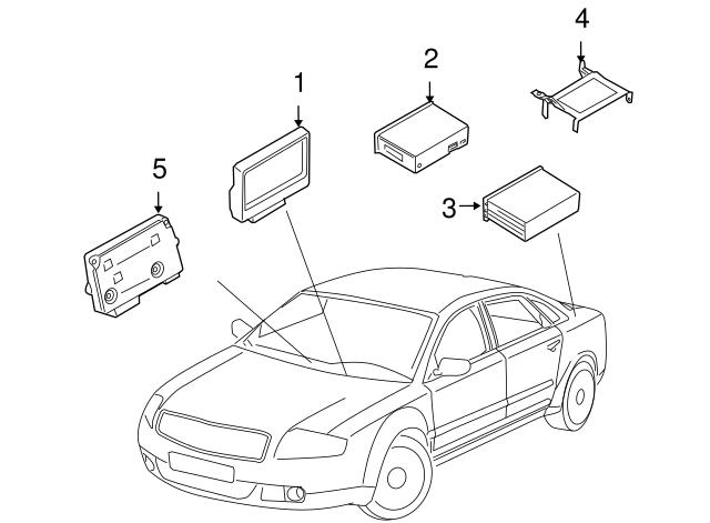 Nav System Kit
