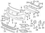 Extension, L Side Induction Plate - Honda (71207-TBA-A50)