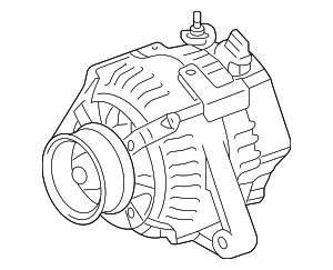 Alternator - Toyota (27060-28321-84)