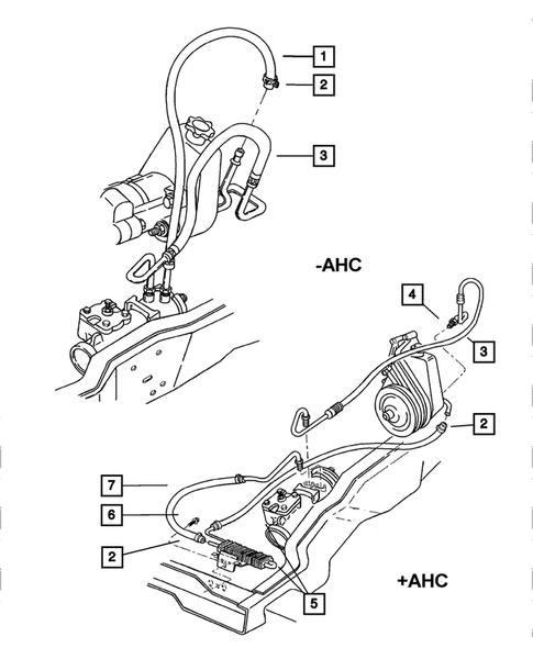 Edelmann 71354 Power Steering Hose TOMKINS PLC