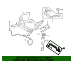 Lower Control Arm - Land-Rover (RBJ500920)
