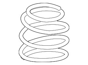 Coil Spring - Toyota (48131-12D20)
