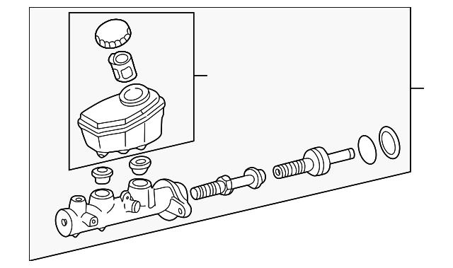 2001 Lexus Ls430 Cylinder Diagram